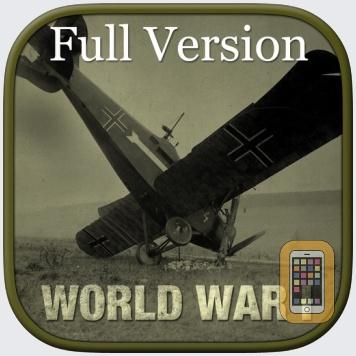 World War 1 History: WW1 by Touchzing Media (iPad)