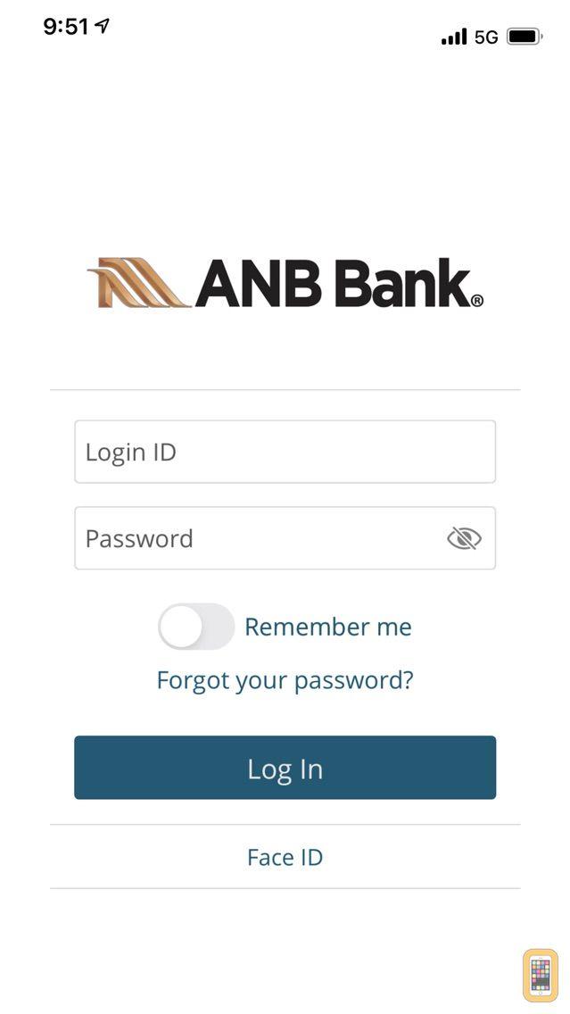 Screenshot - ANB Bank – Mobile Banking