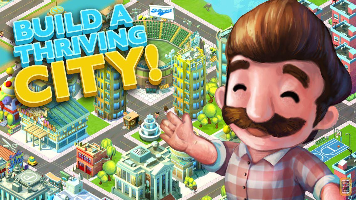 Screenshot - City Story Metro™