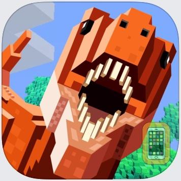 Jurassic Pixel Dinosaur Craft by Free Pixel Games Ltd (Universal)