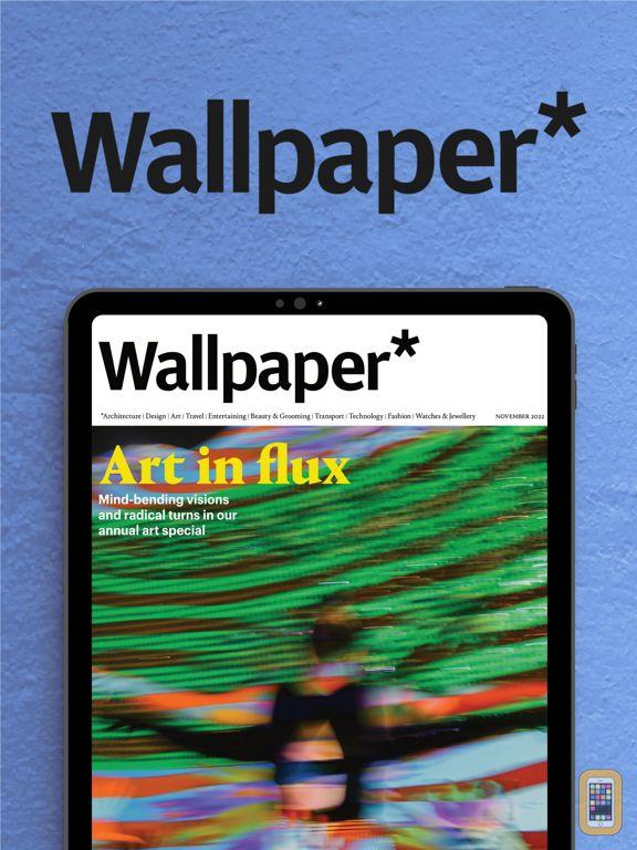 Screenshot - Wallpaper Magazine North America