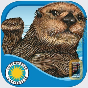 Otter on His Own - Smithsonian Oceanic Collection by Oceanhouse Media (Universal)