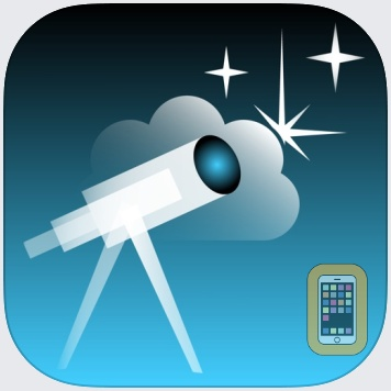 Scope Nights Astronomy Weather by Martin Dodd (Universal)