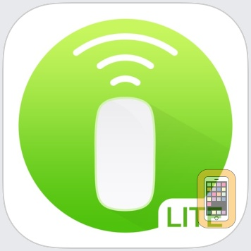 Mobile Mouse Remote (Free/iPad) by R.P.A. Tech (iPad)