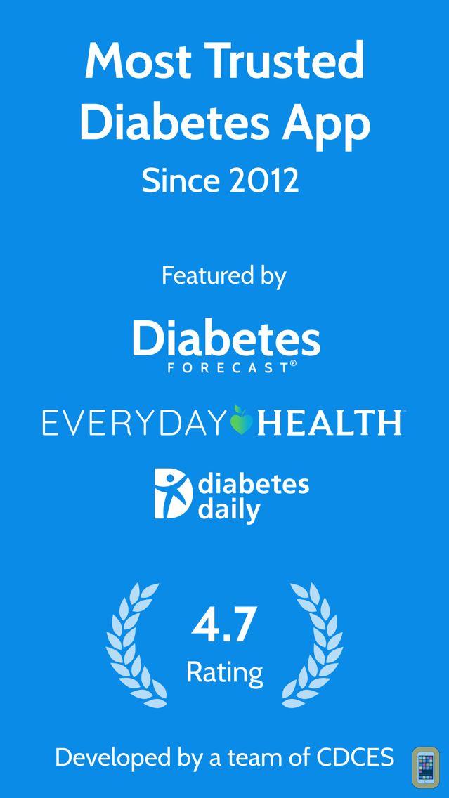 Screenshot - Diabetes Tracker by MyNetDiary
