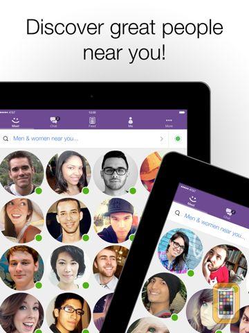 Screenshot - MeetMe: Chat & Meet New People for iPad