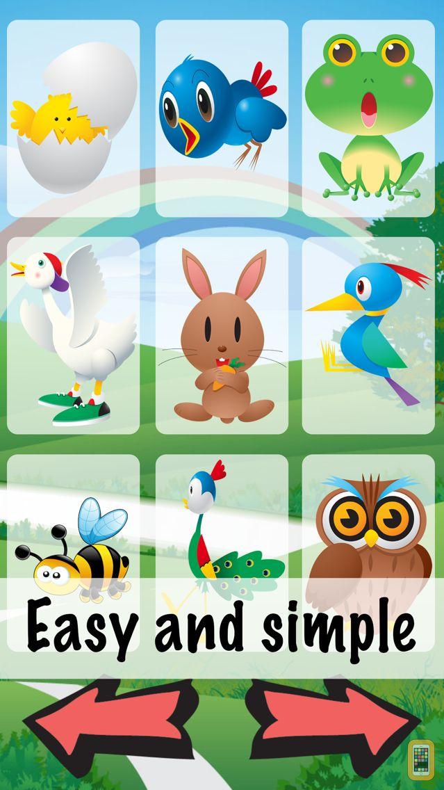 Screenshot - Animal Sounds for babies - Entertain your toddler