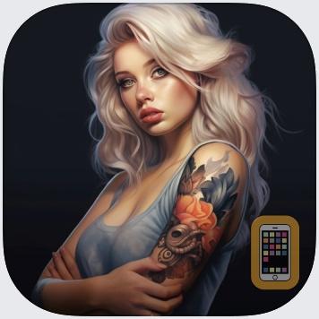 Tattoo Designs Pro by Orange Computing Pty Ltd. (Universal)