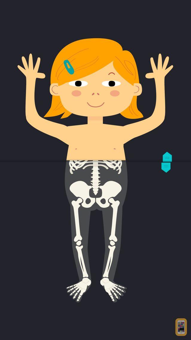Screenshot - My Body - Anatomy for Kids