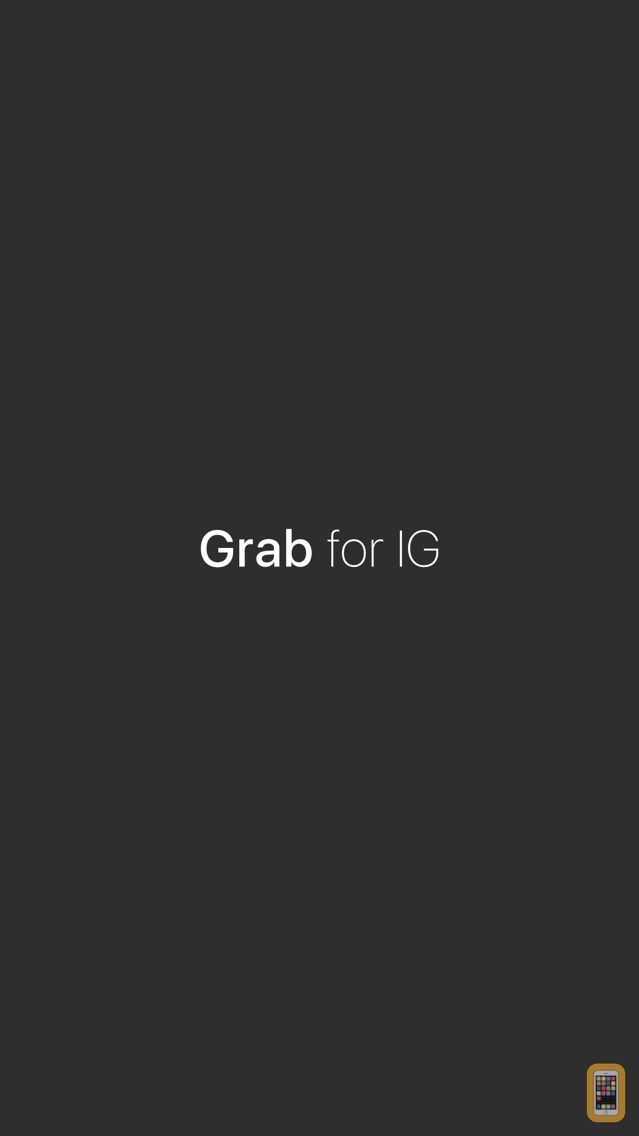Screenshot - Grab for Instagram — Your Instagram Companion