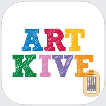 Artkive - Save Kids' Art by The Kive Company (Universal)