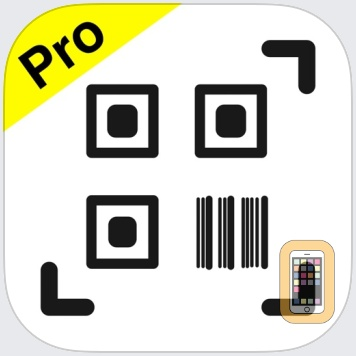 QR Code Pro: scan, generate by Touch 4 Feel (Universal)