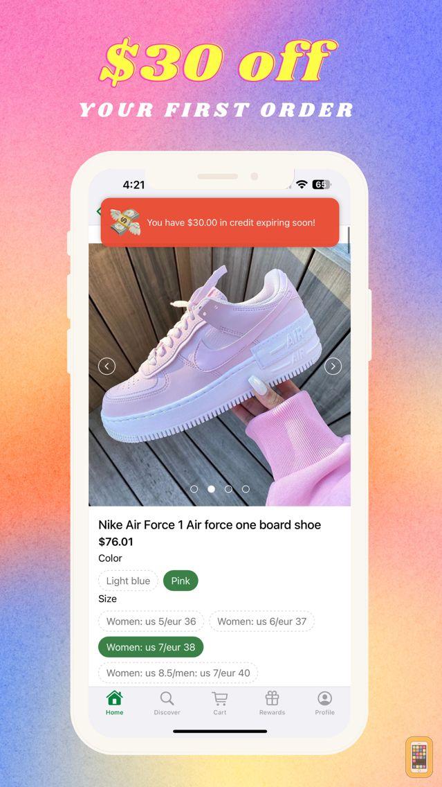 Screenshot - Wanelo - Shopping & Fashion