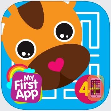 Maze Game 2 by MyFirstApp.com (iPad)