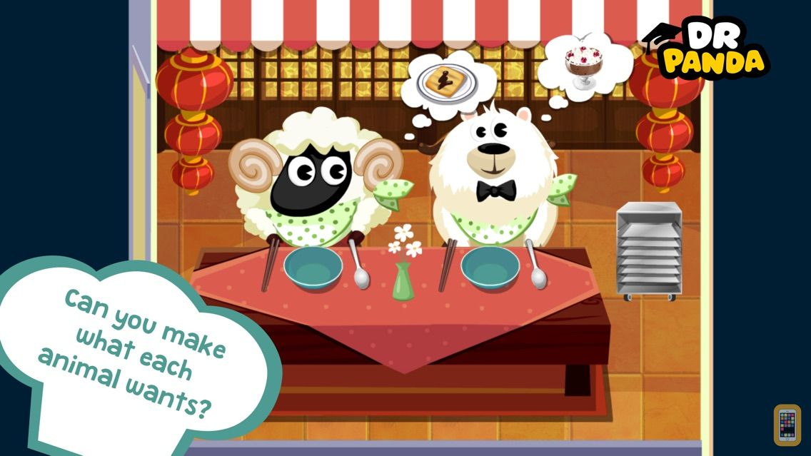 Screenshot - Dr. Panda Restaurant