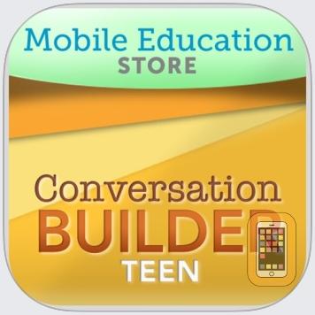 ConversationBuilderTeen by Mobile Education Store LLC (iPad)