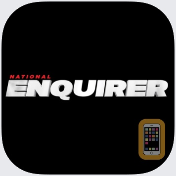 National Enquirer by American Media Inc. (iPad)