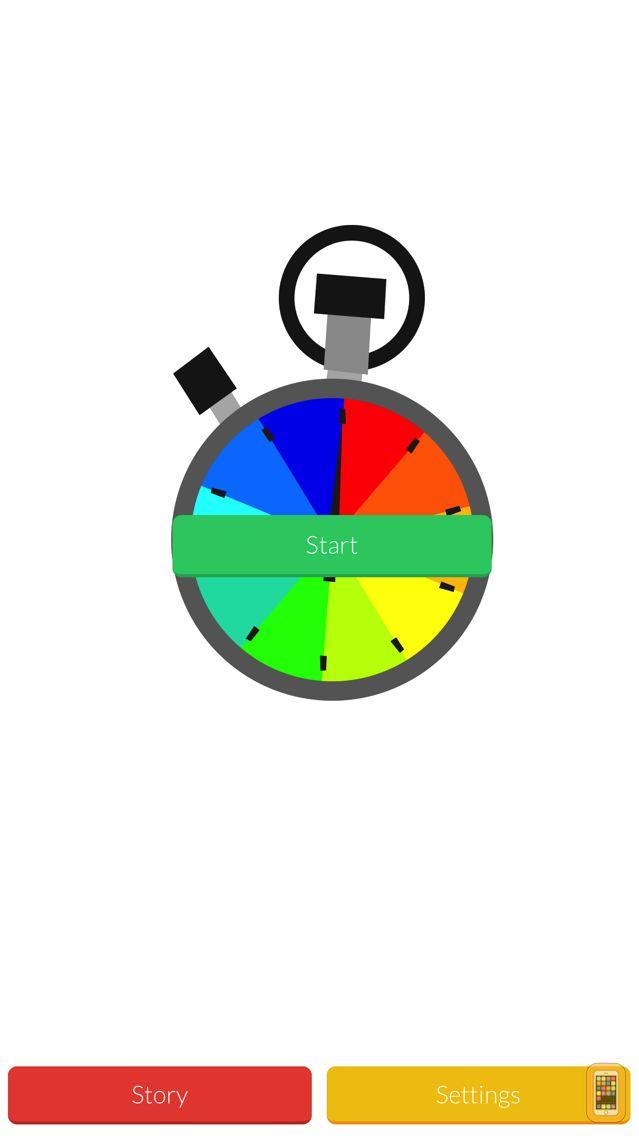Screenshot - Wait Timer Visual Timer Tool