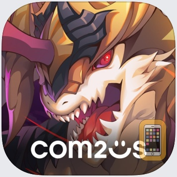 Monster Warlord by GAMEVIL USA, Inc. (Universal)