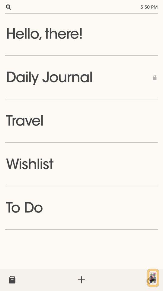Screenshot - Simplife