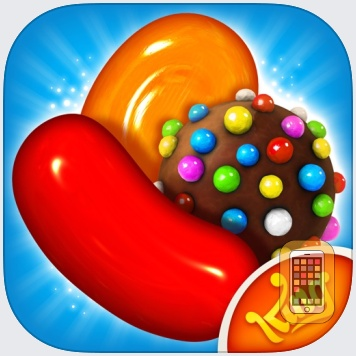 Candy Crush Saga by King (Universal)