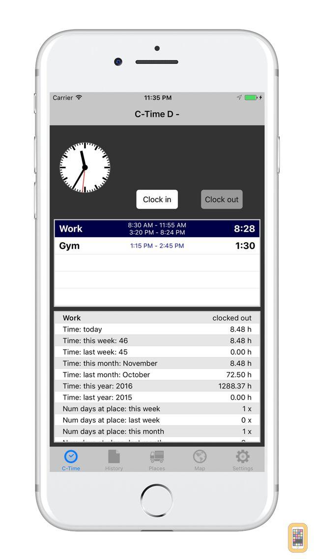 Screenshot - C-Time