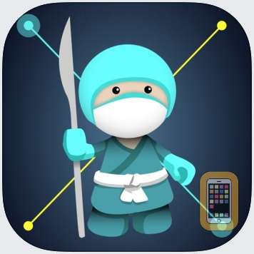 Bone Ninja by International Center for Limb Lengthening, Rubin Institute for Advanced Orthopedics, Sinai Hospital of Baltimore (iPad)