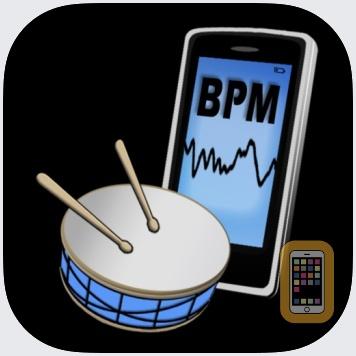 liveBPM - Beat Detector by Daniel Bach (Universal)