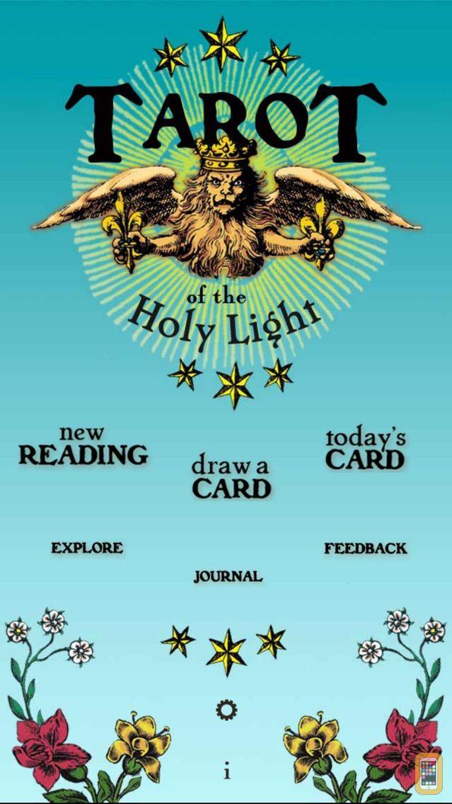 Screenshot - Holy Light Tarot