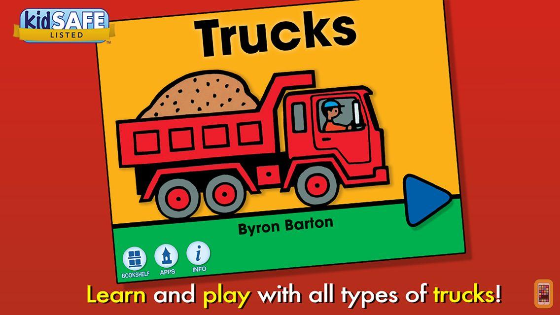 Screenshot - Trucks - Byron Barton
