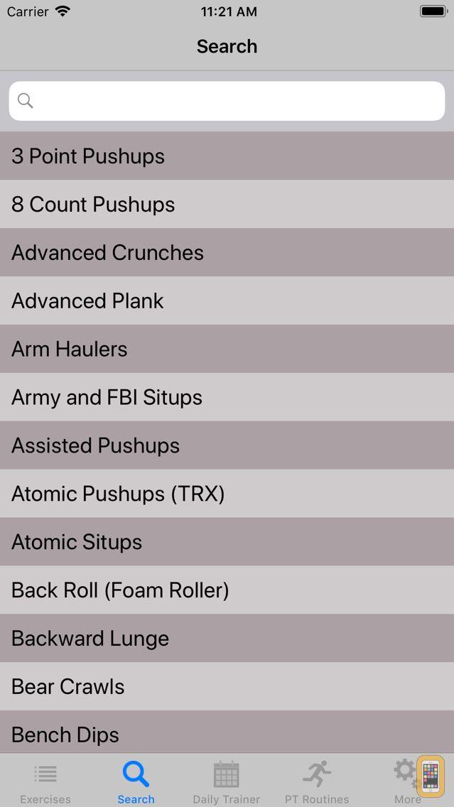 Screenshot - Navy SEAL Training & Exercises