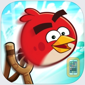 Angry Birds Friends by Rovio Entertainment Oyj (Universal)