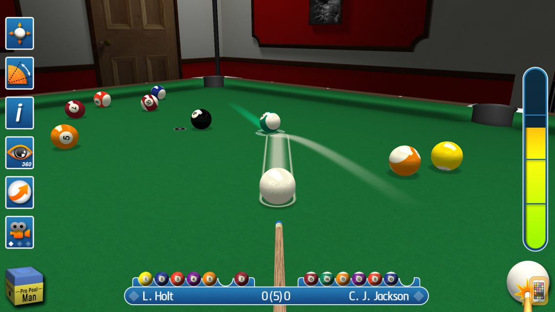 Screenshot - Pro Pool 2012