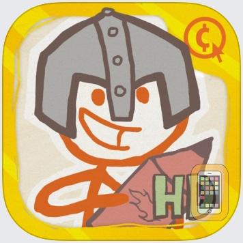 Draw a Stickman: EPIC HD by Hitcents.com, Inc. (iPad)
