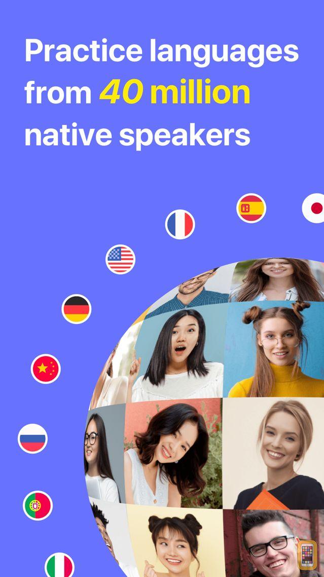 Screenshot - HelloTalk - Language Learning