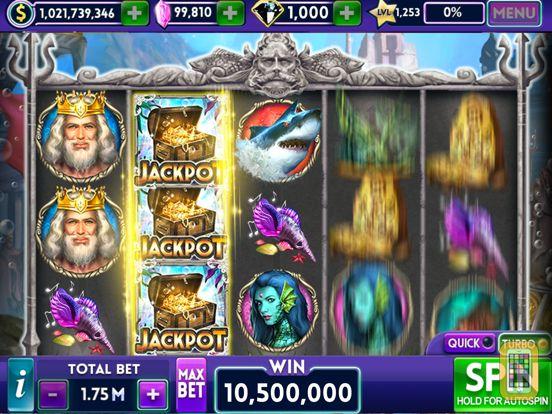 Screenshot - Slot Bonanza HD - Slots