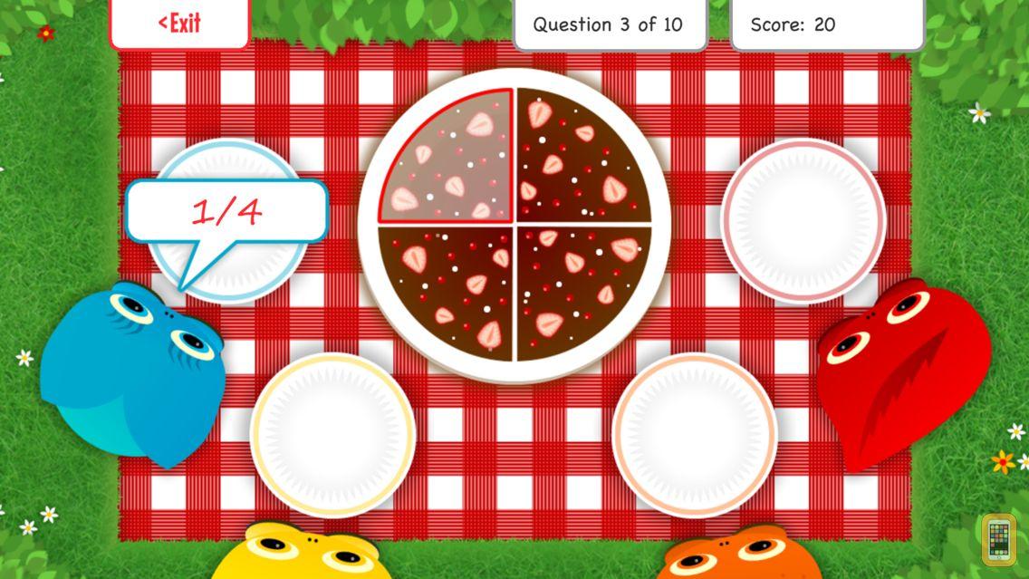 Screenshot - Squeebles Fractions
