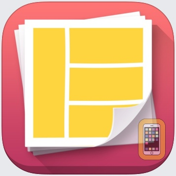 Pic-Frame Grid (Photo Collage Maker and Editor) by JIANCAI HE (Universal)