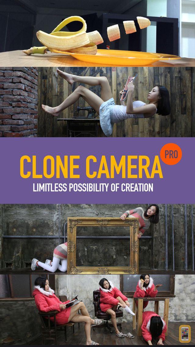 Screenshot - Clone Camera Pro