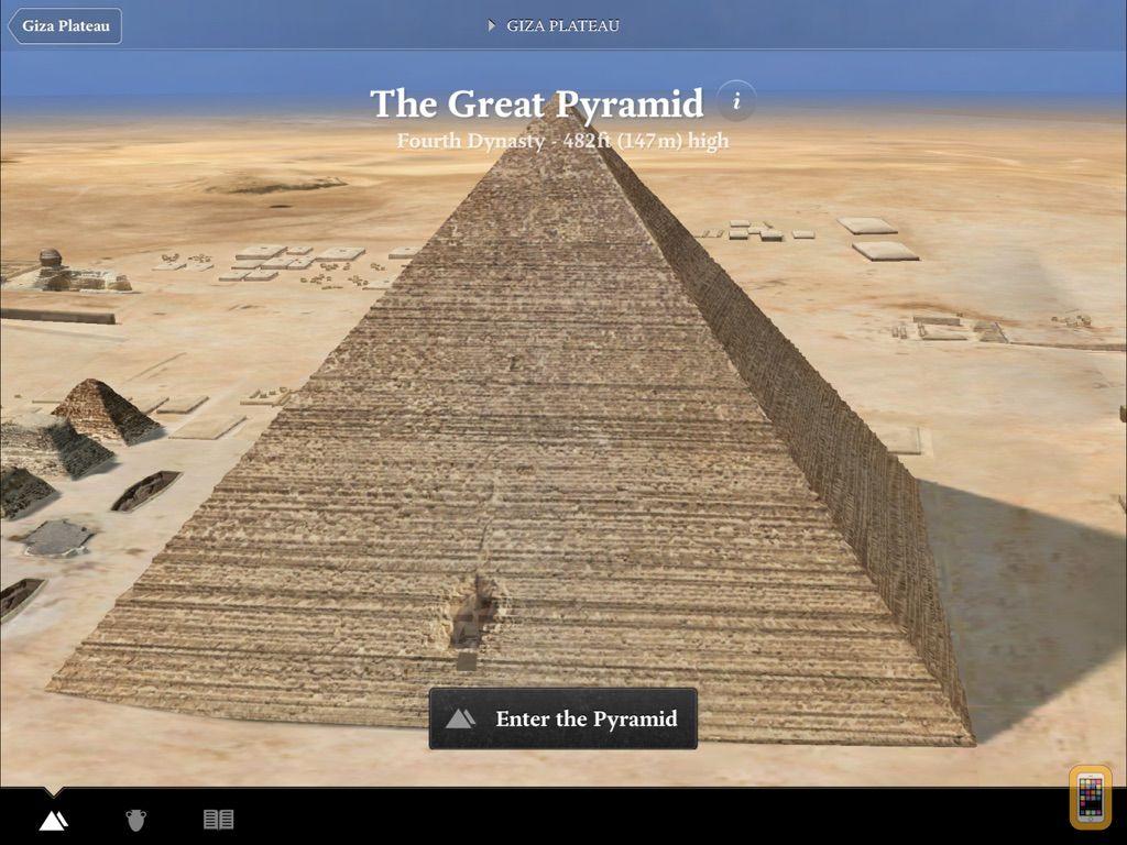 Screenshot - The Pyramids