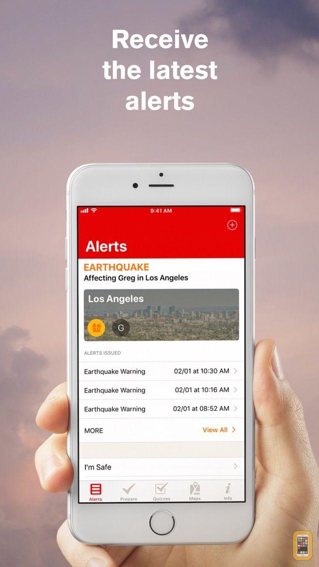 Screenshot - Earthquake: American Red Cross