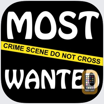 Most Wanted App by FahndungsAPP (iPhone)