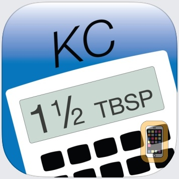 KitchenCalc Pro Culinary Math by Calculated Industries (iPhone)