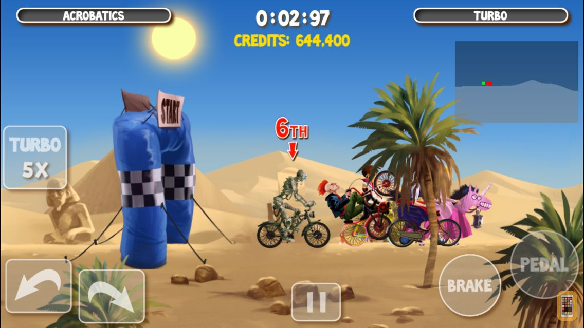 Screenshot - Crazy Bikers 2
