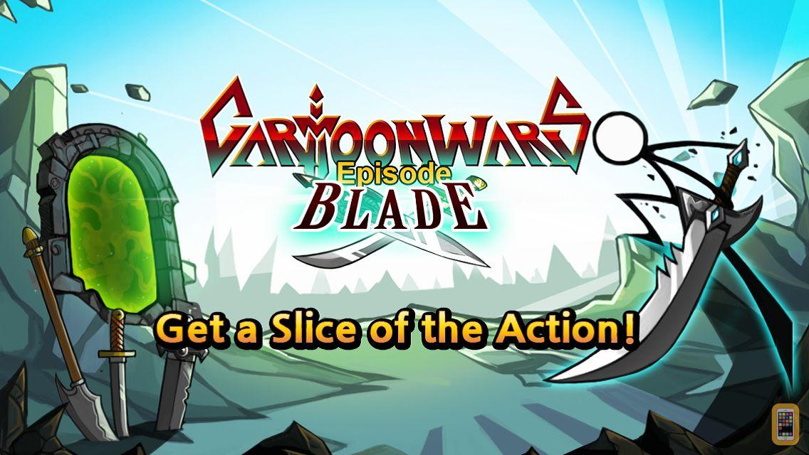 Screenshot - Cartoon Wars: Blade