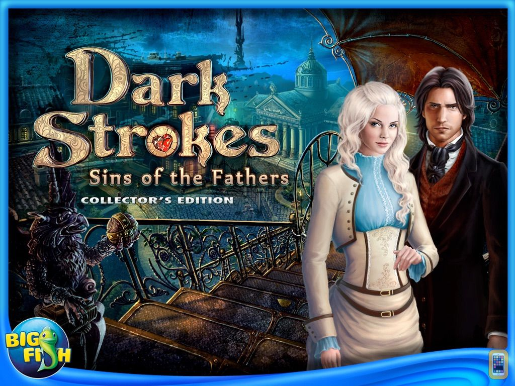 Screenshot - Dark Strokes: Sins of the Fathers Collector's Edition HD