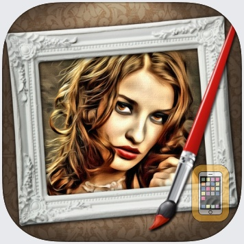 Portrait Painter by JixiPix Software (Universal)