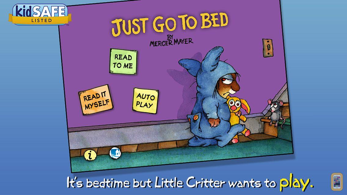 Screenshot - Just Go to Bed - Little Critter