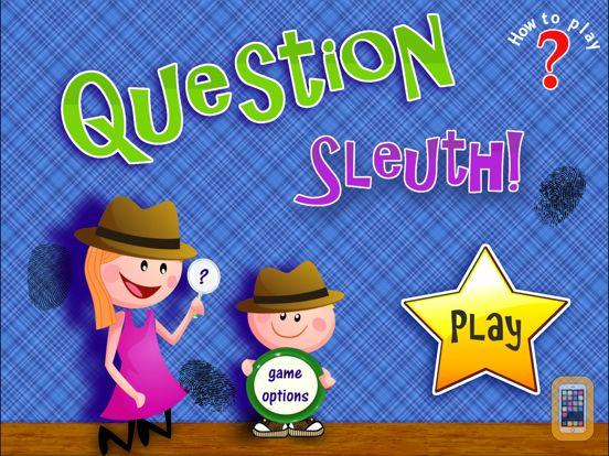 Screenshot - Question Sleuth