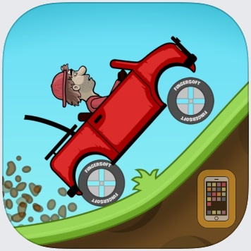 Hill Climb Racing by Fingersoft (Universal)